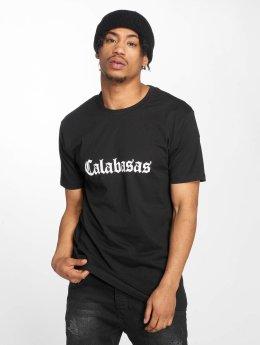 TurnUP T-paidat Calabasas musta