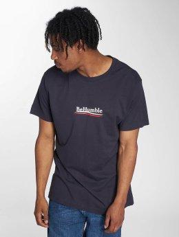 TurnUP T-Shirty Humble niebieski