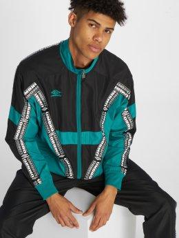Umbro Демисезонная куртка Tangant Shell черный