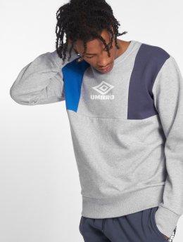 Umbro Пуловер Hampden Crew серый