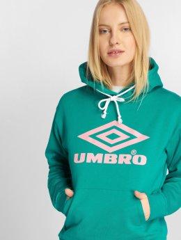 Umbro Hoody Logo grün
