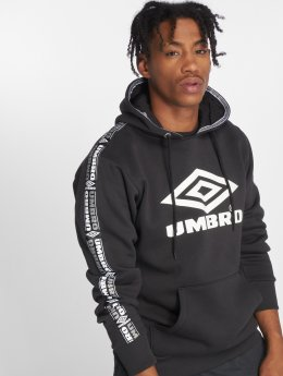 Umbro Hoody Taped OH zwart