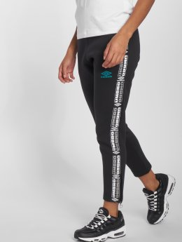 Umbro joggingbroek Tape Side Crop zwart