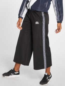 Umbro Jogginghose High Waisted schwarz