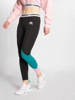 Umbro Legging Colour Block schwarz