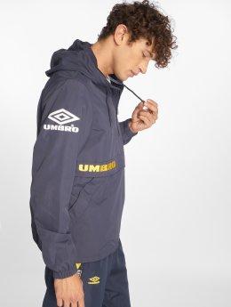 Umbro Lightweight Jacket Borough blue