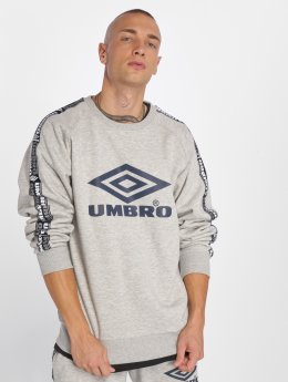 Umbro Pullover Taped grau