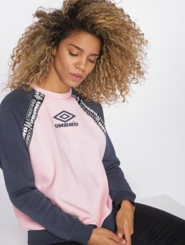 Umbro Pullover Colour Block rosa