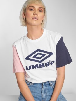 Umbro T-Shirt Projects Tricol blanc
