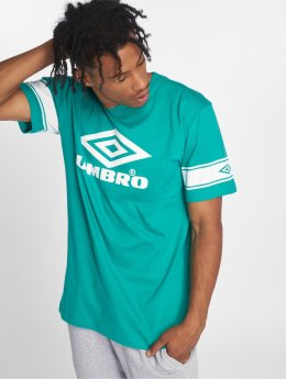 Umbro t-shirt Barrier groen