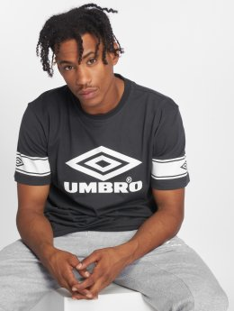 Umbro T-Shirt Barrier schwarz