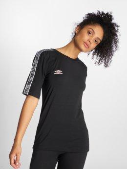 Umbro t-shirt Scoop zwart