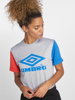 Umbro T-shirts Projects Tricol grå