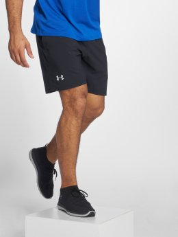 Under Armour Šortky Ua Launch Sw 7'' čern