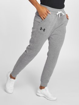 Under Armour Спортивные брюки Favorite Fleece серый
