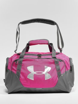 Under Armour Borsa Ua Undeniable Duffle 30 Xs rosa