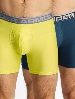 Under Armour Boxershorts O Series 6'' grün