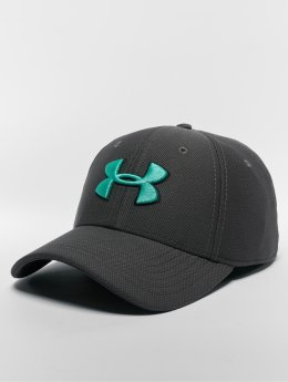 Under Armour Casquette Flex Fitted Men's Blitzing 30 Cap gris