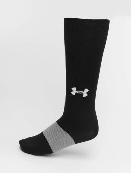 Under Armour Chaussettes Ua Soccer Solid Otc noir