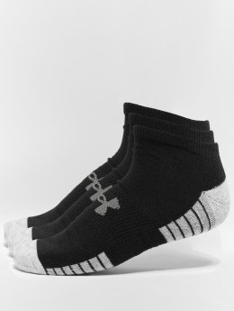 Under Armour Chaussettes Ua Heatgear Tech noir