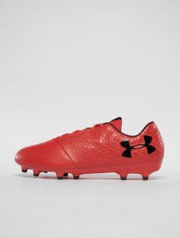 Under Armour Chaussures d'extérieur Ua Magnetico Select Fg rouge