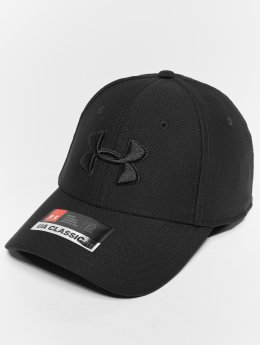 Under Armour Flexfitted Cap Men's Blitzing 30 Cap czarny