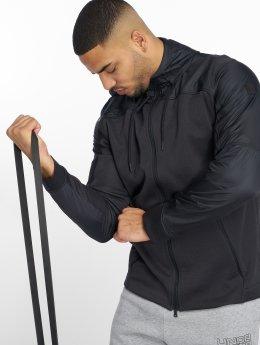 Under Armour Funksjonell jakke Unstoppable Coldgear svart