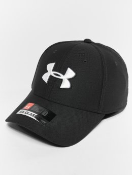 Under Armour Gorras Flexfitted Men's Blitzing 30 Cap negro