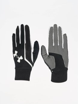 Under Armour Handschuhe Soccer Field Players schwarz