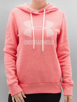 Under Armour Hoody Favorite Fleece Sportstyle pink