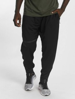 Under Armour Jogging Tech Terry Tapered noir