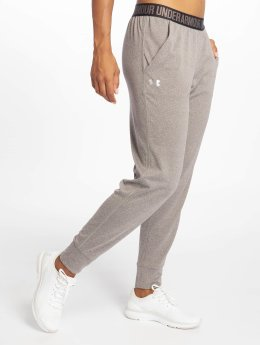 Under Armour joggingbroek Play Up grijs