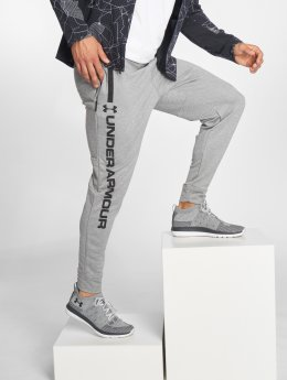 Under Armour joggingbroek Mk1 Terry grijs