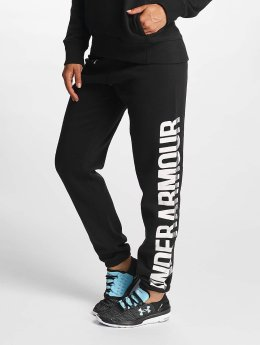 Under Armour joggingbroek Favorite Fleece zwart