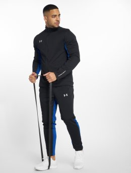 Under Armour Joggingsæt Challenger Ii Knit Warmup sort