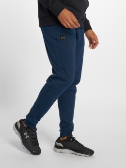 Under Armour Pantalón deportivo Rival Fleece negro