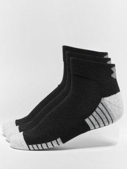 Under Armour Ponožky Ua Heatgear Tech čern