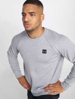 Under Armour Pullover Rival Fleece grau