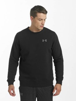 Under Armour Pullover Rival Solid schwarz