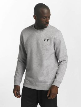 Under Armour Puserot Rival Solid Fitted harmaa