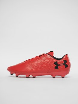 Under Armour Rasenschuhe Ua Magnetico Premiere Fg rot