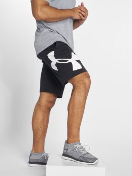Under Armour Short Rival Fleece Logo noir