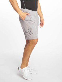 Under Armour Shorts Ua Tech Graphic argento