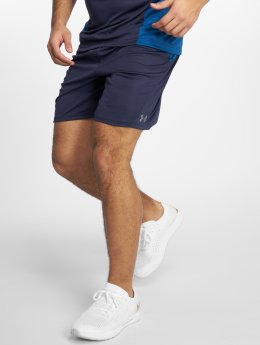 Under Armour Shorts Challenger Ii Knit blu