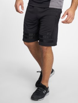 Under Armour shorts Ua Baseline zwart