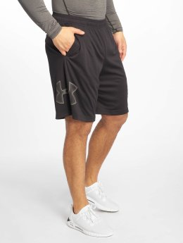 Under Armour shorts Ua Tech Graphic zwart
