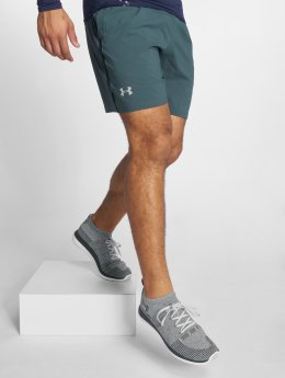 Under Armour Shortsit Ua Launch Sw 7'' harmaa
