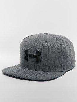 Under Armour Snapback Men's Huddle Snapback 20 šedá