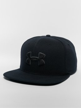 Under Armour Snapback Caps Men's Huddle 20 musta