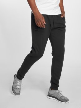 Under Armour Spodnie do joggingu Rival Fleece czarny